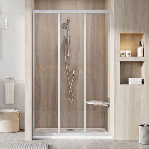Sprchové dveře Walk-In / dveře 120 cm Ravak Supernova 00VG0UR2Z1