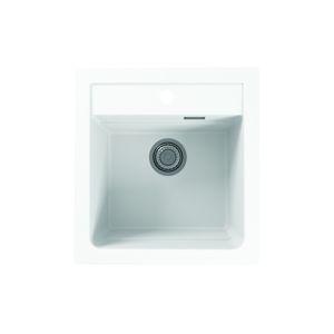 Dřez Alveus 50x47 cm granit bílá 1131986