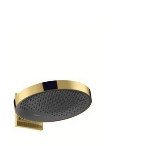 Hlavová sprcha Hansgrohe Rainfinity na stenu leštený vzhľad zlata 26230990
