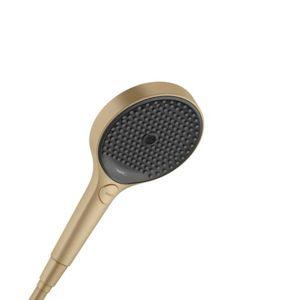 Ručná sprcha Hansgrohe Rainfinity kartáčovaný bronz 26865140