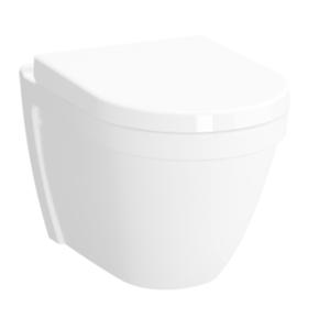 Závesné WC Vitra S50, zadný odpad, 54cm 5955-003-0101