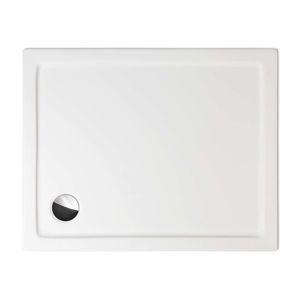 Sprchová vanička obdĺžniková Roltechnik 100x80 cm, akrylát 8000121