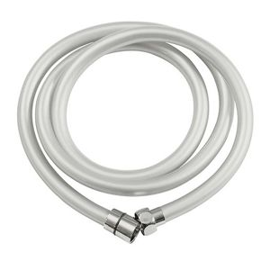 sprchová hadice SOFT-stříbro mat 150 cm 8100117