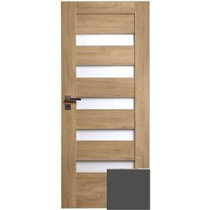 Interiérové dvere Accra 60 cm, ľavé, otočné ACCRAS60L