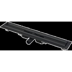 Low-podl.žľab-okr.pre perf.rošt,čiernMat APZ101BLACK-850
