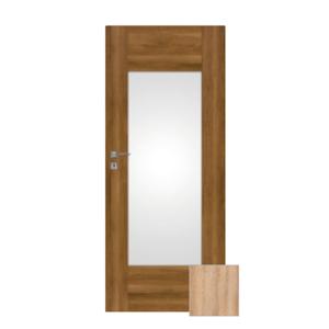 Interiérové dvere NATUREL Aura, 60 cm, ľavé, otočné, AURA4J60L