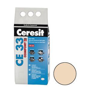 Škárovacia hmota Ceresit CE33 2 kg caramel (CG2) CE33246