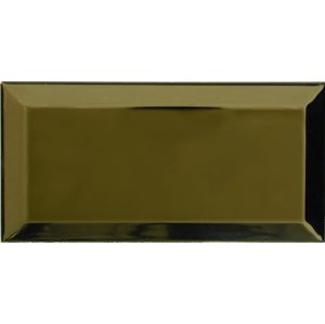 Obklad Ribesalbes Chic Colors oro bisel 10x20 cm, lesk CHICC1523