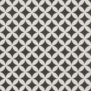 COMFORT C Grey Geo Rett. 25x25 cm DCOCG40