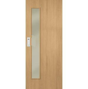Interiérové dvere Naturel Deca posuvné 70 cm brest posuvné DECA10J70PO