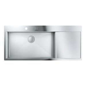 K1000 Sink 80-S 116/52 1.0 lh 31581SD0