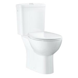 Wc kombi komplet Grohe Bau Ceramic alpská bílá zadní odpad 39496000
