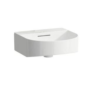 Umývadielko Laufen Sonar 41x42 cm bez otvoru pre batériu H8153410001091