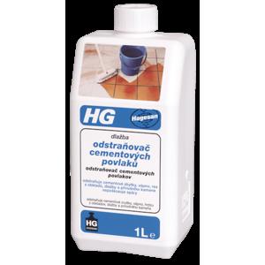 HG Odstraňovač cementových povlakov 1l HGOCP