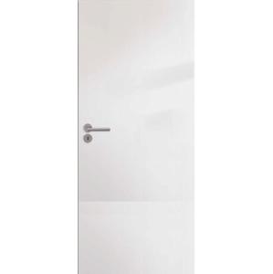 Interiérové dvere Naturel Ibiza pravé 70 cm biele IBIZABF70L WC