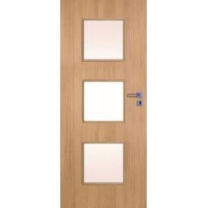 Interiérové dvere Naturel Kano ľavé 80 cm brest KANO30J80L