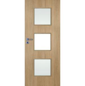 Interiérové dvere Naturel Kano pravé 80 cm brest KANO30J80P