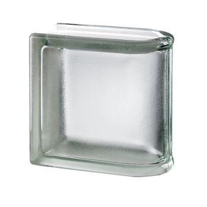 Luxfera Glassblocks MiniGlass číra 15x15x8 cm sklo MGSLEARC