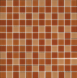 Mozaika MIX béžová 2,5x2,5 MOS25MIX8