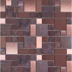 Medená mozaika 4,8/4,8+2,3/2,3+4,8/2,3 MOS4823CO