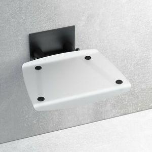 Sprchové sedadlo OVO B Opal Black B8F0000046
