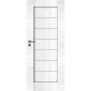 Interiérové dvere Naturel Perma ľavé 80 cm borovica biela PERMABB80L