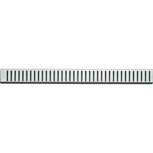 AlcaPlast Rošt-líniový žľab,nerez-lesk PURE-550L