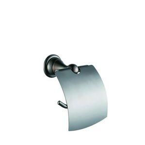 Držiak toaletného papiera Industrial nástenný, oblý SIKODWFS25