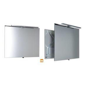Zrkadlo s osvetlením led 80x60 cm IP44 TR080