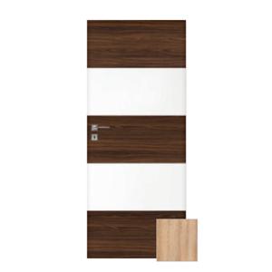 Interiérové dvere NATUREL Vari90, 60 cm, ľavé, otočné, VARI90J60L
