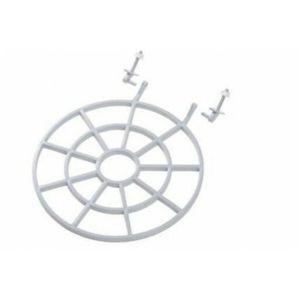 Plastová mriežka k výlevke Ideal Standard Eurovit 35x47,5 cm VV612000