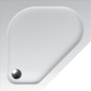 Sprchová vanička špeciálna Teiko Zeus 90x90 cm akrylát V136090N32T02001