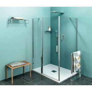 Bočná zástena k sprchovacím dverám 70x200 cm Polysan ZOOM chróm lesklý ZL3270